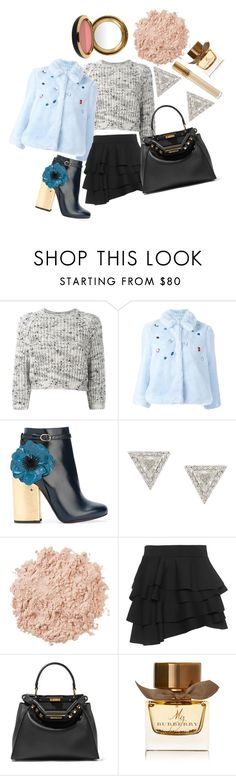 """""""Unbenannt #527"""" by mksugarbunny ❤ liked on Polyvore featuring Brunello Cucinelli, VIVETTA, Laurence Dacade, Lizzie Mandler, La Mer, DKNY, MAC Cosmetics, Fendi and Burberry"""