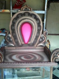 ganpati makhar decoration by call mr prashant sawant sonu