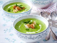 Gesundes Abendessen – lecker-leichte Rezepte - fixes-brokkoli-sueppchen