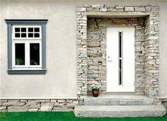 Mur, peis, pipe, gulv, naturstein - Bedrock AS - Mur