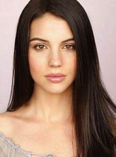 Adelaide Kane Hairstyles #straighthair #longhair #blackhairstyles