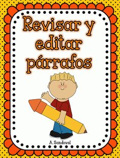 Maestra Sandoval: Time to Edit!!