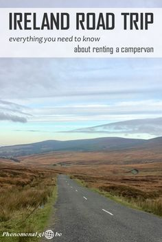 Everything you need to know about campervan hire in Ireland plus a detailed breakdown of the costs of renting a campervan for 5 days. For €144 a day (including rental fee, petrol, insurance, tolls and parking) I had my own cosy house on wheels which I drove around beautiful Ireland on a 5 day road trip.