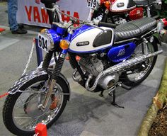 Yamaha YCS1C 180cc