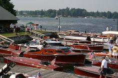 Antique Boat Museum Boat Show