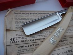 Solingen Vintage Straight Razor Henckels Shave Ready | eBay