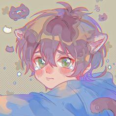 Anime Chibi, Manga Anime, Kawaii Anime, Anime Art, Arte Do Kawaii, Anime Lindo, Anime Kunst, Cute Anime Boy, Cute Anime Character