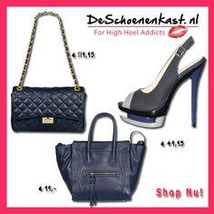 #Bags & #Heels www.DeSchoenenkast.nl