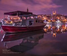 Reflection and İstanbul by bozukkadraj. @go4fotos