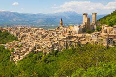 14 vilarejos na Itália para você viajar no tempo | Viagem Livre - Pacentro (Abruzzo)