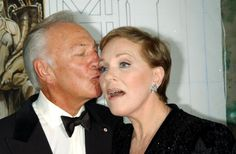 Christopher Plummer and Julie Andrews who costarred in the Oscarwinning movie 'The Sound of Music' reunite at Juilliard as hosts of a centennial...