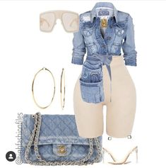 Estilo Fashion, Dope Fashion, Black Girl Fashion, Fashion Killa, Ideias Fashion, Fashion Looks, Fasion, Womens Fashion, Cute Swag Outfits