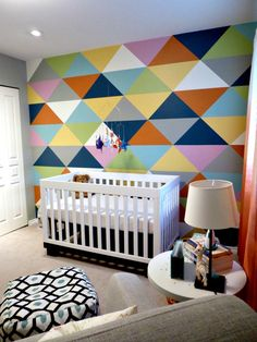 Project Nursery Picks: Triangle Nursery Accents