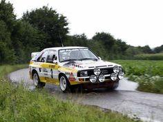 #Audi #Rally #Quattro