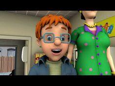 Sam a tűzoltó   Le a papírrepülővel - Epizódok összeállítása   összeállítás   Sam a tűzoltó Mese - YouTube