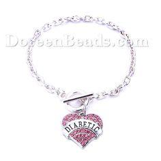 https://www.doreenbeads.com/bracelets-silver-tone-heart-message-diabetic-pink-rhinestone-225cm8-78-long-1-piece-p-120399.html