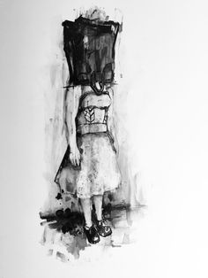 Anthropology of a Girl 2016 Anthropology, Master Chief, Mixed Media, Studio, Drawings, Fictional Characters, Art, Art Background, Anthropologie