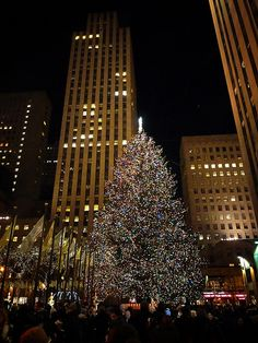 Rockerfeller Center, New York City