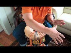 Basic Marudai Technique 1: Tama Handling - YouTube