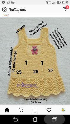Baby Booties Knitting Pattern, Baby Boy Knitting, Easy Knitting Patterns, Knitting For Kids, Baby Patterns, Crochet Kids Hats, Crochet Baby Clothes, Knit Baby Dress, Baby Cardigan