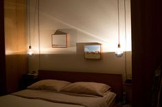 bedside lamps by rachel.grace, via Flickr