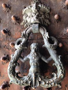 Door Knocker Palzzo Ducale Genova