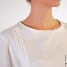 Patron facile et tendance - (blouse) comme une image - Coupé CouZu - Chic, un patron !