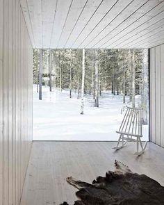 Four-cornered Villa / Virrat, Finland / Avanto Architects / 2010 / Photo by Kuvio