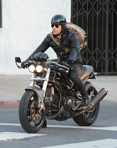 Justin Theroux in West Hollywood.