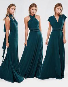 Image 1 ofCoast Corwin Multiway Maxi Dress