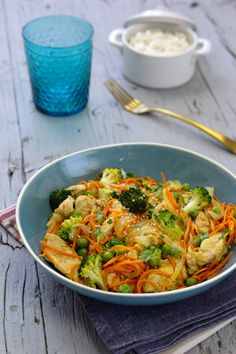 Japchae, Food And Drink, Ethnic Recipes, Lemon Chicken, Brisket, Split Peas, Spices, Salads, Tasty Food Recipes