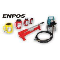 A Flutrol é a representante exclusiva a marca coreana Enpos, empresa certificado de ISO 9001 e renomada na área de tecnologia hidráulica. Os cilindros hidráulicos são comercializados em diversos modelos de pressão, pesando até 700 kg/cm2.