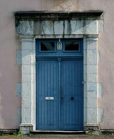 Dax (Landes), l'ancienne mairie de Saint Vincent de Xaintes, maintenant presbytère (presbytère ET mairie juste avant la révolution paraît-il)