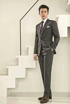 Hyun Bin - Rogatis photo shoot 2014 ♡ Like a Boss!