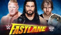 WWE Fastlane 2016 Preview Suplex City