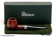 TobaccoPipes.com - Peterson Aran 87 Tobacco Pipe PLIP, $100.00 #tobaccopipes #smokeapipe (http://www.tobaccopipes.com/peterson-aran-87-tobacco-pipe-plip/)