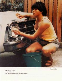 Tracey Moffatt Australia, 1960 'Useless, from the series of 10 prints 'Scarred for life I' 1994 colour photolithograph on paper x cm (image) Monash Gallery of Art, City of Monash Collection Courtesy of the artist and Roslyn Gallery, Sydney Dr Marcus, Scarred For Life, Australian Photography, Museums In Nyc, Still Photography, Conceptual Photography, Small Moments, Feminist Art, Expositions