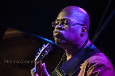 Lionel Louke at @NovaJazzCava March 7, 2015 #jazz #photo by Imma Casanellas #34FestivalJazzTerrassa