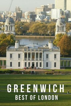 Greenwich, London - things to do in Greenwich, one of London's most fascinating districts. Maritime Museum, Cutty Sark, Meridian Line via /untoldmorsels/