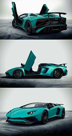 Lamborghini Aventador SV LP 750-4 Roadster. The colour