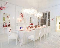 Dexter themed dining room