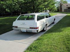 '66 Chevrolet Impala Wagon