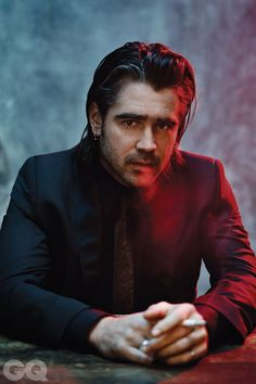 Colin Farrell, interview and photos - GQ.co.uk