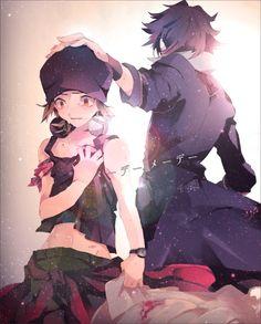 Yata Misaki & Fushimi Saruhiko | K-Project #anime