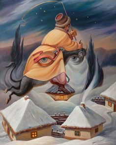 35 Mind-Twisting Optical Illusion Paintings By Oleg Shuplyak Hidden Optical Illusions, Optical Illusion Paintings, Optical Illusions Pictures, Illusion Pictures, Art Optical, Surreal Photos, Surreal Art, Beautiful Scenery Pictures, Illusion Art