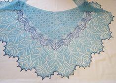 Ravelry: Summer Presto Shawl pattern by Anna Victoria