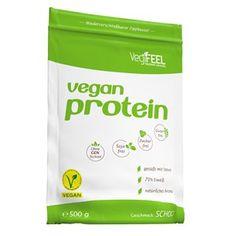Das Vegan Protein von VegiFEEL überzeugt auf ganzer Linie durch seine Natürlichkeit. VegiFEEL setzt auf bestes Erbsen-, Reis-, Johannisbrotkeimlings- und Hanfprotein. Insgesamt enthält das Vegan Protein vier verschiedene rein pflanzliche Eiweißquellen, die perfekt aufeinander abgestimmt sind. Ein gesunder und leistungsfähiger Körper ist auf ausgewählte Eiweißquellen angewiesen. Zusammen mit dem pflanzlichen Süßstoff Stevia und natürlichen Aromen entsteht durch ei