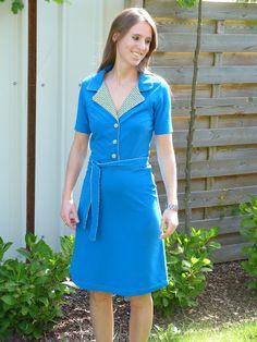 IeneMiene  Wat een prachtige jurk.  http://iene-miene.blogspot.com/
