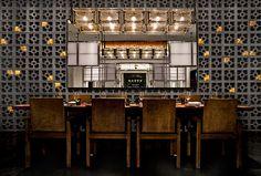 Bourbon Steak | AvroKo | A Design and Concept Firm