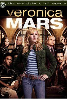 """Veronica Mars-might be about a high school """"detective"""" but she is the smartest, wittiest, sarcastic and most unforgettable character. The murder of her best friend in 1st season and schoolbus bomb in 2nd season had me guessing till last episode. WATCH THIS SHOW. So glad they are making a movie but Loghan & Veronica better be together!"""